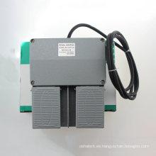 10A 110V / 220V Yumo Foot Contorl Interruptor de pedal Interruptor de pulsador En Ydt1-15