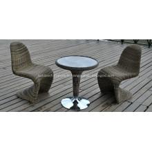 Nouveaux meubles de rotin de luxe jardin loisirs Bar