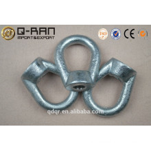M16 Drop Forged Bow Eye Nut--Electric Hardware