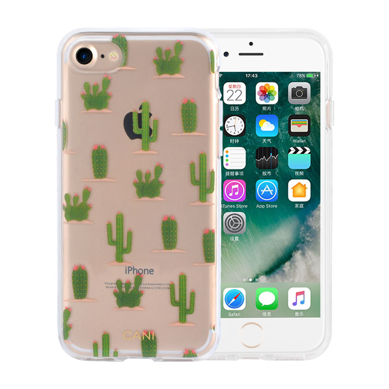 Cactus Iphone8 Plus Cover