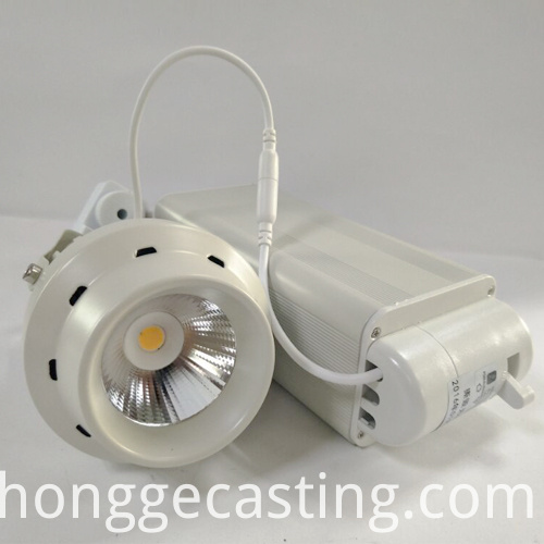 Spot Sale 18w Cob Led Track Light