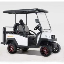 Venta caliente 4 Pasajeros Electric Golf Car