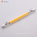 Les ampoules du type J de l'ÉPI LED de R7S 78mm remplacent le remplacement d'ampoule d'halogène de 70W R7S J78