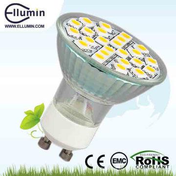alta calidad ce rohs gu10 led spotlight