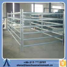 Kundenspezifische Qualität und Stärke Quadrat / Runde / Oval Tubes Stil Schaf Zaun