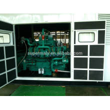 self start 10-1000kw cheaper gas plant generator with lower noise