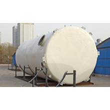 GRP-Antikorrosions-Chemikalie-Vorratsbehälter / Schiff