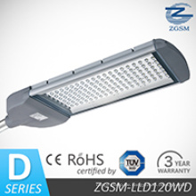 120watts IP65 & Ik08 Rating LED Straßenbeleuchtung