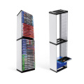 Suporte de suporte para torre de armazenamento para Playstation PS5