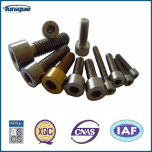 High Stength Titanium Fastener Factory directement vente