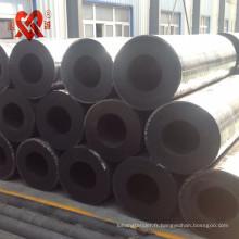 Garde-boue cylindrique en caoutchouc homologué CCS pour quai
