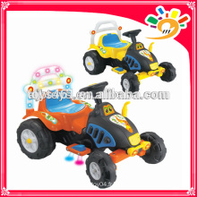 Le plus récent sur la voiture, Farmer Cartoon Sliding Car, Plastic B / O Sliding Car, Baby B / O Car Ride On Car