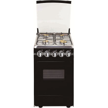Freestanding 4 Burners Gas Stove With Oven