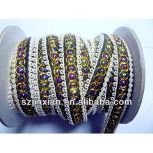 Nylon Jacquard Stretch lace