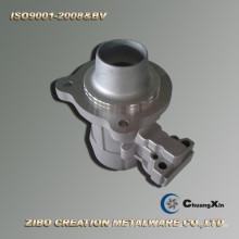 Piezas del bastidor del fabricante de la fundición de aluminio para el arrancador del camión