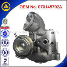 Turbocharger GT2056V 716885-5004S pour Touareg
