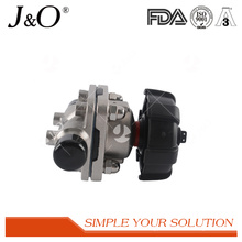 New Style Stainless Steel Sanitary Diaphragm Valves with Welding