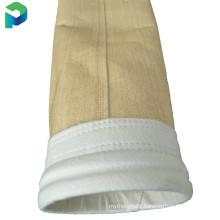 Polyester glass filter felt of filter bag manufacturer for npk fertilizer plant