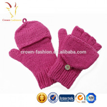 Winter Warmest Half Finger Snow Gloves
