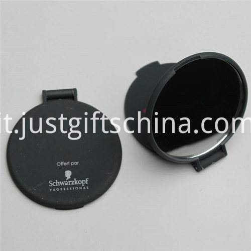 Promotional Foldable Round Shape Mirror2