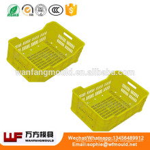 Zhejiang Taizhou Huangyan OEM Customized Factory direct sales plastic injection basket mould/Mold