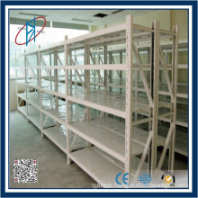 Steel warehouse rack