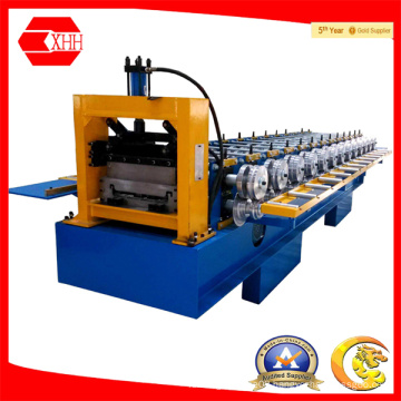 Standing Seam Roof Sheet Roll Forming Machine Yx65-300-400-500