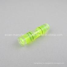 Цилиндрический пузырьковый уровень (Dia / 8mm X Length / 31mm)