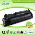 Toner de haute qualité de cartouche de toner Q2612A compatible pour la cartouche d'imprimante de HP