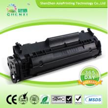 Hochwertige Tonerpatrone Q2612A Toner kompatibel für HP Druckerpatrone