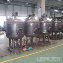 Shallow Sand Filter for Sewage Treatment Equipment