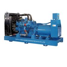MTU brand heavy duty 50hz 250kw diesel generator