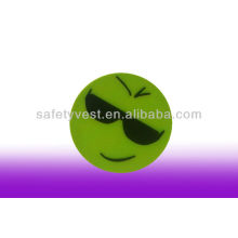 Cartoon hoge visibiity reflecterende pvc sticker