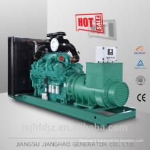 Générateur diesel de 60HZ 800kw, actionné par le moteur de KTA38-G2 de CUMMINS