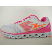 Fashion Women Patchwork Mesh Running Shoes