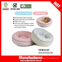 Cama de la casa del perro de interior, producto del animal doméstico (YF83127)