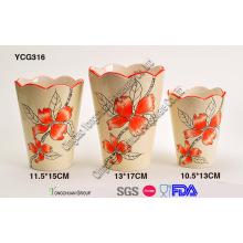 Keramik Garten Dekorative Pflanze Töpfe