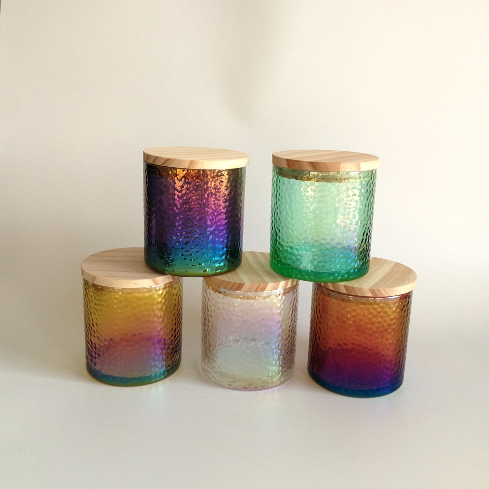 Glass Jar Candle