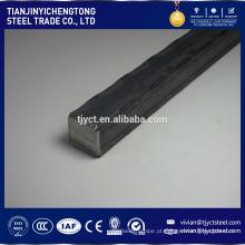 Amostras grátis GB Q345 MS aço de baixo carbono barra quadrada laminada a quente Amostras grátis GB Q345 MS aço de baixo carbono barra quadrada de laminação a quente