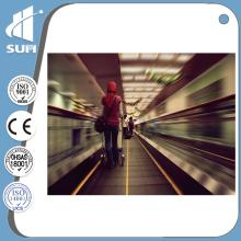 Supermarché Utilisation de la vitesse 0.5 m / S Promenades en mouvement
