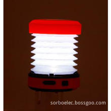 Best For You Creative Design Outdoor LED Small Camping Lantern