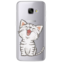 Coque For Samsung Galaxy Cat Fundas Case