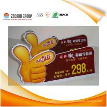 Promotion Article Cadeaux Sécurité PVC Tableau d'affichage Images Conseil