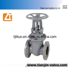 GOST Standard Cast Steel Gate Valve 30c41nj, Pn16
