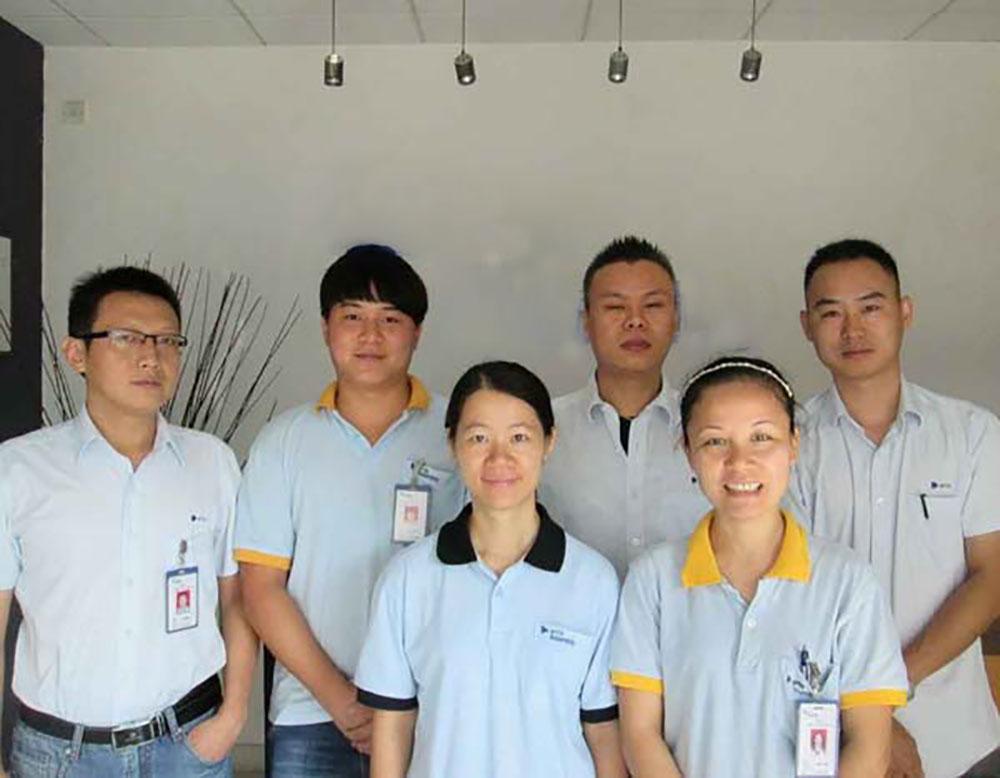 engineer team