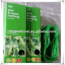 Pflanzenkletternetz / Spaliernetz / Gartengitter