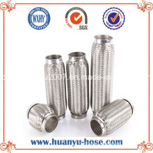 2 * 8 pouces avec interlock Metal Exhaust Pipe