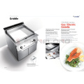 Hotel Restaurant Electric / Gas Cooking Kitchen Equipment Gama Suministros