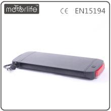MOTORLIFE neuesten 36v 10.4ah E-Bike Batteriefach, e-Bike-Batterie China