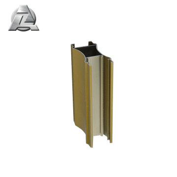 Coupes transversales en aluminium allié 6061 pour fenêtre et porte